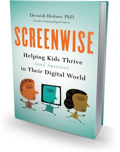 On this Episode of the Digital Parent Podcast, Dr. Devorah Heitner discuss her new book ScreenWise. In her new book Screenwise, Devorah discusses how parents can learn how to become digital mentors to their kids. Devorah provides examples of how parents are modeling appropriate tech use and behavior with their kids. #parenting