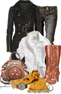 """That Coat"" by cynthia335 on Polyvore"