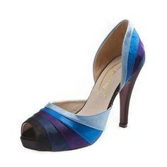 De mujer Zapatos de novia Encaje Tacones Tacón stilettos Satén Zapatos