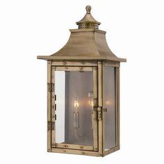 <strong>Acclaim Lighting</strong> St. Charles 2 Light Wall Lantern