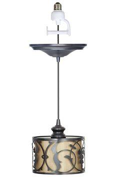 Haven Instant Pendant Light Conversion Kit - Conversion Kits - Pendant Lighting - Lighting | HomeDecorators.com