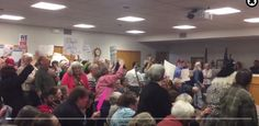 Iowa is fed up with Donald Trump and the Paul Ryan agenda. First Sen. Chuck Grassleytook it on the chin at a town hall today,and now Sen. Joni Ernst is on video fleeing a town hall after only a handful of questions. The crowd erupted in...