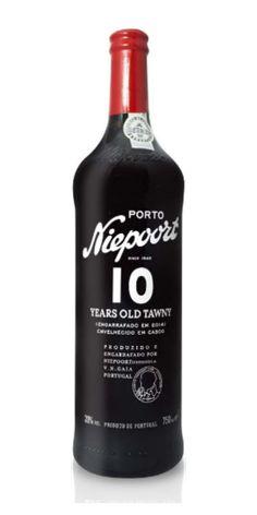 Vinho do Porto Niepoort 10 ANOS