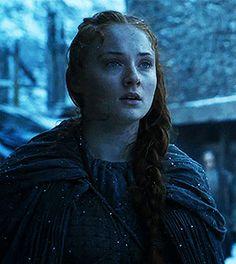 Where will you go? Game Of Thrones Sansa, Game Of Thrones Funny, Sansa Stark, Sophia Turner, Northern Girls, Will You Go, Female Character Inspiration, New Avengers, Bad Feeling