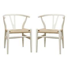 Baxton Studio Wishbone Chair