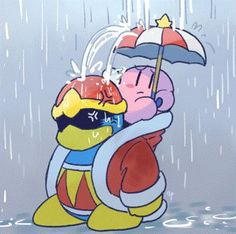 Kirby and King Dedede