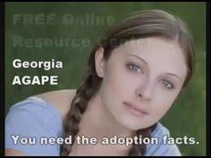 Adoption Douglasville GA, Adoption Facts, Georgia AGAPE, 770-452-9995, A... https://youtu.be/TuZ1c1JUfE0