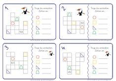 Cutouts from the Hundertertafel - Education 2019 Trend Elementary Education, Kindergarten Math, Primary School, Back To School, Blog, Bullet Journal, Creativity, Mental Calculation, 2nd Grades