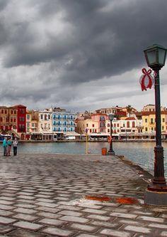 Chania - Crete Island, Greece