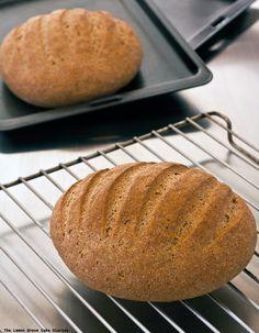 Almost Swiss Rye Bread