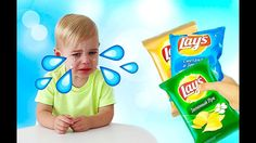 Real Baby with Tantrum Crying for Chips Learn Colors with Finger Family Song Kids Nursery Rhymes ❤❤❤Thanks for watching our video!❤❤❤ Please support my chann...