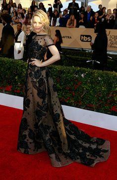 Rachel McAdams in Elie Saab - From the SAG Awards Red Carpet