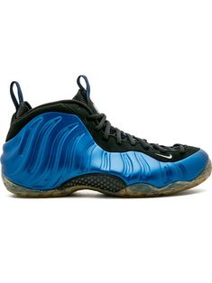 Nike Air Foamposite One sneakers - Blue Basketball Sneakers, Sneakers Nike, Nike Shoes, Penny Hardaway, Nike Foamposite, Shoe Manufacturers, Foam Posites, Basketball Players, Sports Shoes