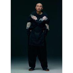 2015AW Collection Photographer: Yoshiharu Ota Model: Yoshinori Yanagisawa  Special thanks: Tsukushima Studio  #fashion #soshiotsuki #mens by soshiotsuki