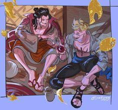 One Piece Anime, Anime Demon, Cartoon Art, Character Art, Fan Art, Manga, Fictional Characters, Twitter, Pirates