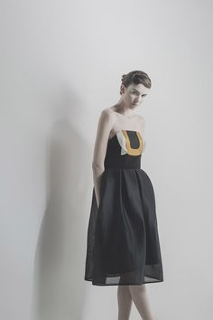 Azalea of CURVE Fashion Portfolio, Dress Outfits, Dresses, Minimalism, Ready To Wear, Strapless Dress, Clothing, How To Wear, Vestidos