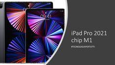 Con il nuovo iPad Pro 2021 chip M1, Apple rinnova il suo iPad Pro con una serie di nuove caratteristiche: chip M1, display mini-led e connettività Thunderbolt. Ipad Pro, Macbook, Led, Tecnologia, Mac Book
