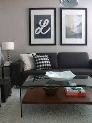 Image result for town house sitting room with grey sofa