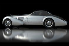 2012 Delahaye Bella Figura Type 57S Coupe