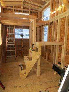 How to Build a Tiny House: The Robins Nest by Brevard Tiny House Co. Photo