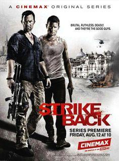 andyoucantresist:  Strike Back Season 2: OMG! *-*