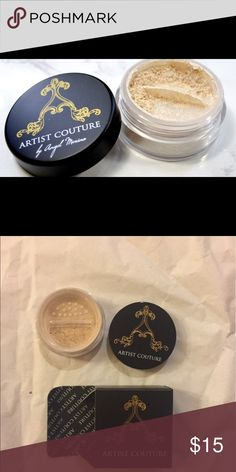 Diamond glow powder artist couture illuminati Products are never used and never swatched.    I know shipping can seem high which is why I always have a high bundle discount of at least 20% off bundles of two or more. I don't trade.  I get tons of subscription boxes and list my overflow. artist couture Makeup Luminizer