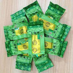 10 pieces Green tea tieguanyin Tieguanyin Tikuanyin Oolong Tea Anxi Tie Guan Yin Chinese tea the tea wu-long green food healthy #CLICK! #clothing, #shoes, #jewelry, #women, #men, #hats, #watches