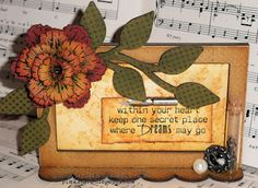 by Hels...love the flower!  http://pinkleart.blogspot.com/2012/04/woyww-giveaway.html