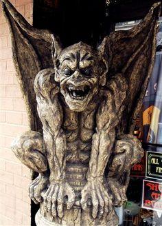NYC Gargoyles | Gargoyle NYC
