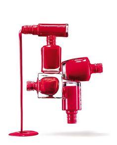 always wear red <3
