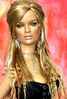 Rihanna Doll