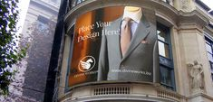 This is a cllection of the best free billboard mockup psd for the presentation of branding and advertising design in a realistic way. Brand Identity Design, Branding Design, Billboard Mockup, Professional Presentation, Advertising Design, Building, Outdoor, Outdoors, Promotional Design