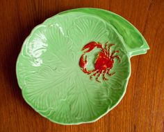 Wonderful crab design dish by Carltonware from an Australian design. Wonderful condition and just right & Vintage Carleton Ware Celery China Dinnerware Floral Decorated ...