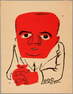 Ben Shahn J. Art And Illustration, History Of Illustration, Artist Painting, Painting & Drawing, Ben Shahn, Social Realism, Harvard Art Museum, Arts And Crafts House, Jewish Art
