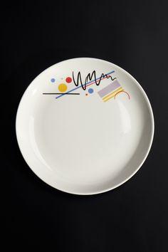 Винтажная тарелка Ditmar Urbach Plates, Tableware, House, Licence Plates, Plate, Dinnerware, Tablewares, Dishes, Plate Racks
