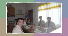 Elder John Meyer: Letter from Elder Meyer: No internet this week. Disk full of pictures. Very happy people.