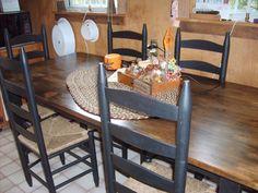 Amish Kitchen Tables - http://secretsoftiffin.com/amish-kitchen-tables/ : #KitchenTable #AmishKitchenTables