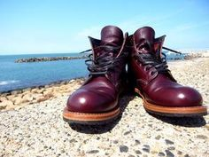 Men's Shoes, Shoe Boots, Shoes Sneakers, Wing Shoes, Shoes Men, Red Wing Heritage Boots, Red Wing Boots, Leather Fashion, Mens Fashion