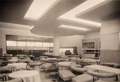 Pastelería y Salón Sacha. Avenida, 34 (Donostia). De los arquitectos Aizpurua y Labayen, que hicieron el Club Náutico. Año de apertura: 1930 -Año de cierre: 1939. Entonces se trasladó a Barcelona, donde todavía existe.