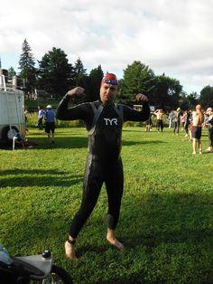 Iron Rogue: Race Recap: Bracebridge Olympic Triathlon