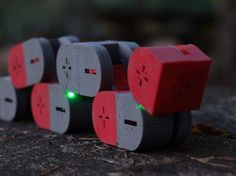 Modular 3D printed 'Dtto' robot wins Hackaday Prize