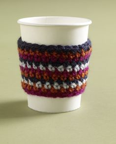 House Blend Cozy (Crochet)