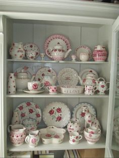 Emma Bridgewater beautiful pinks