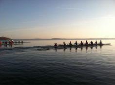 Another beautiful morning on Lake Mendota