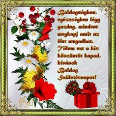 Birthday Name, Happy Birthday, Name Day, Happy New Year, Birthdays, Names, Holiday Decor, Tableware, Happy Brithday