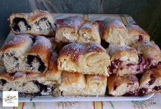 Hungarian Desserts, Hungarian Recipes, Hungarian Food, Just Desserts, Dessert Recipes, Dessert Ideas, Ring Cake, Winter Food, Cake Cookies
