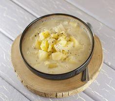 Golden Potato Soup #bra