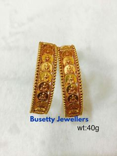 Gold Earrings Models, Jewelry Design Earrings, Gold Earrings Designs, Gold Bangles Design, Gold Jewellery Design, Gold Jewelry, Antique Jewellery, Bridal Bangles, Bridal Jewelry