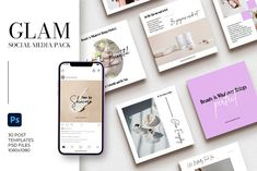Facebook Instagram, Instagram Posts, Text Fonts, Instagram Post Template, Free Fonts Download, Getting Engaged, The Creator, Presentation, Packing