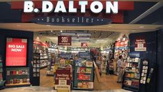 I THINK I might recall ONE of these..... B. Dalton | 13 Stores You Will Never Shop At Again